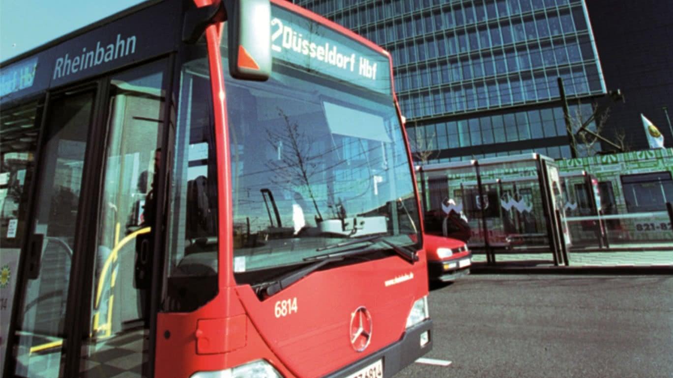 Bild zu FUTURA Case Study Rheinbahn AG