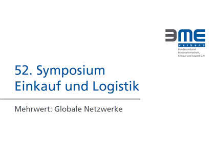 Bild Futura Solutions beim 52. BME-Symposium in Berlin